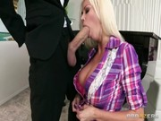Nikita Von James Fucked By Whitezilla
