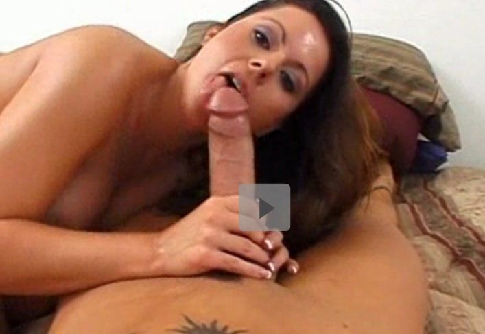Monster White Cock fucking Bitch