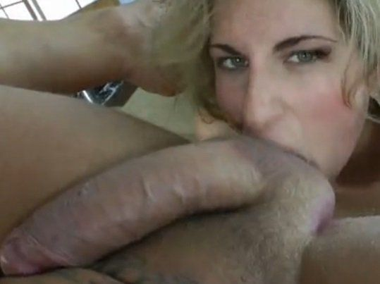 Nacho Fucking and Spanking the Blonde Submisse
