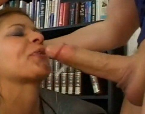 Huge White Cock Massacre the Ass of Latina Babe