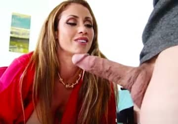 Hot Mom Eva Notty Likes Young Monster Dick
