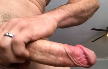 J Mac Masturbating His Big Hard Dick At Home