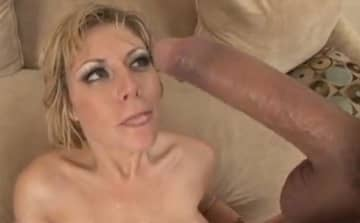 Big Long Cock Enters On Huge Ass Of Velicity