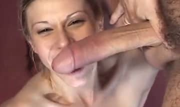 Super Dick Of Steve Holmes Eating Blonde Teen