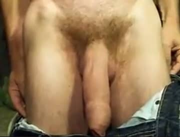 9 Inches Of Huge Flaccid Cock Solo