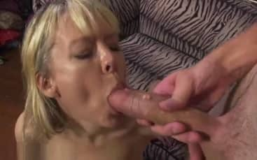 Southern Grandma gets her Young Long Cock