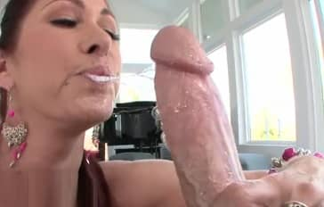 Milf With Big Ass Likes Thick White Dick HD